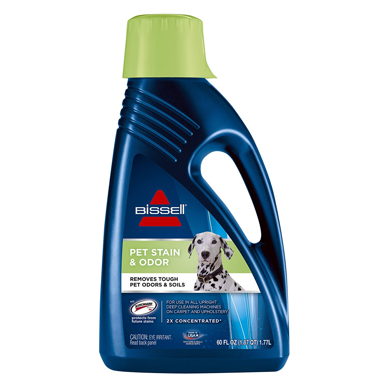 BISSELL 2X Pet Stain & Odor Full Size Machine Formula-Best Solution for Deep Cleaners