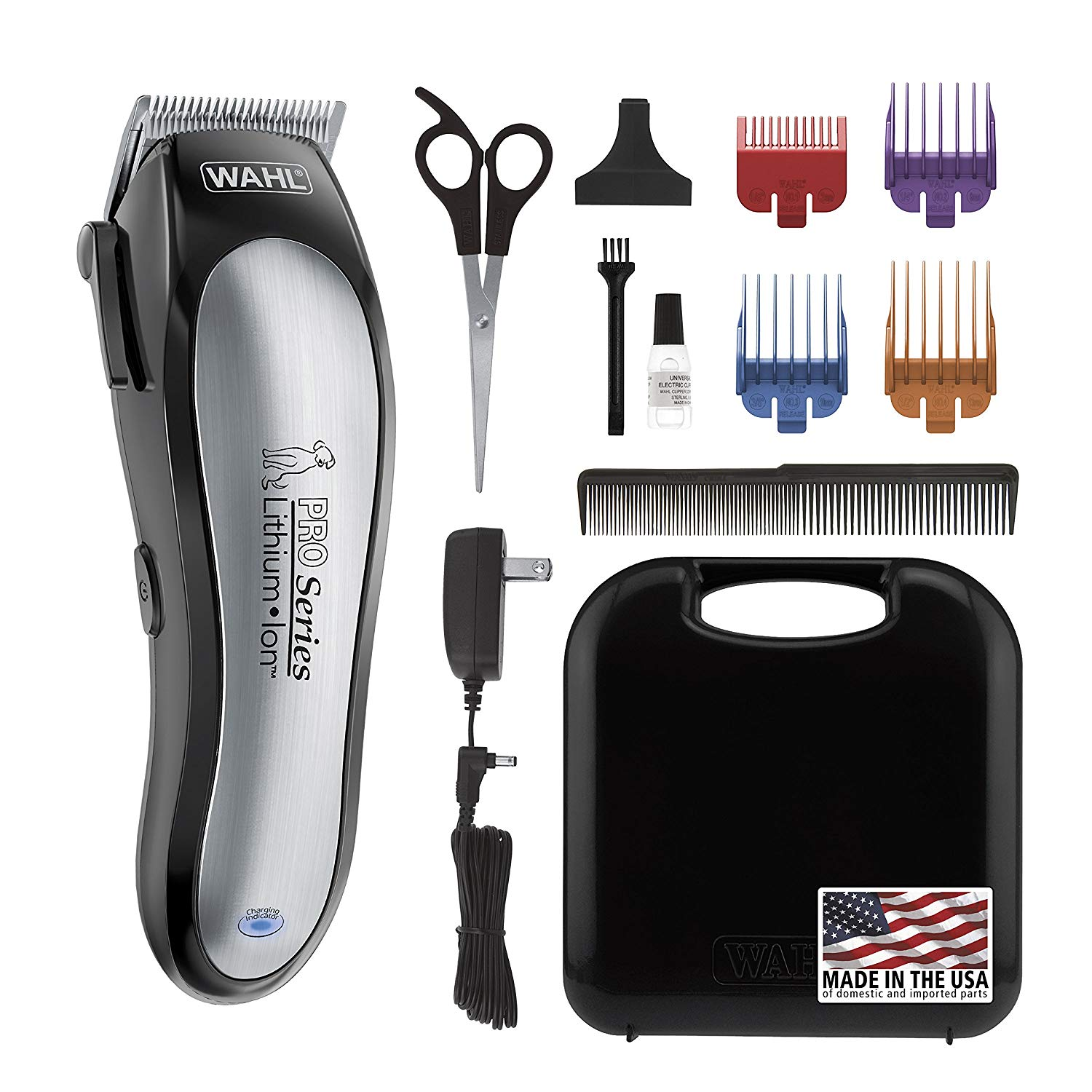 Wahl Home Pet Lithium Ion Pro Series Pet Clipper - Best wireless clipper