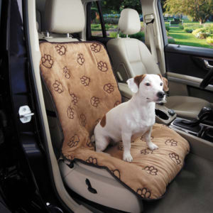 Front seat covers for dogs